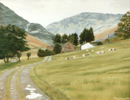 Newlands Valley by Edward Thomas